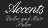 ACCENTS<br />&#8203;COLOR AND HAIR SALON